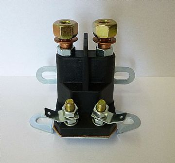 Universal 4 Pole Starter Solenoid Part for Mountfield Ride On Mowers